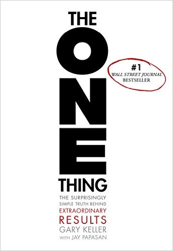 the_one_thing_book_cover