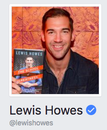 Lewis Howes Facebook