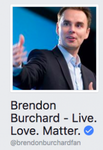 Brendon Burchard Facebook